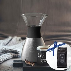 Asobu Pourover and Gourmet kaffe