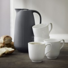 Kähler Hammershøi thermos jug and mugs
