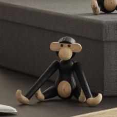 Kay Bojesen mørkbejdset mini abe