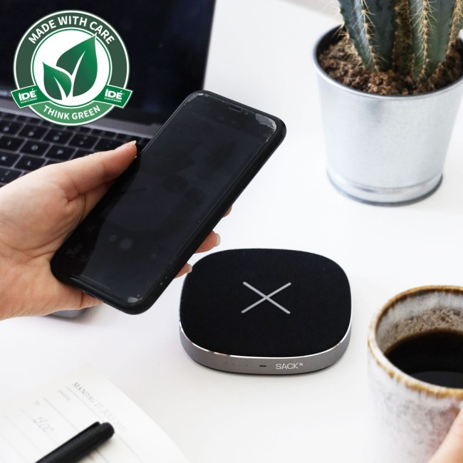 SACKit CHARGEit Care wireless charger