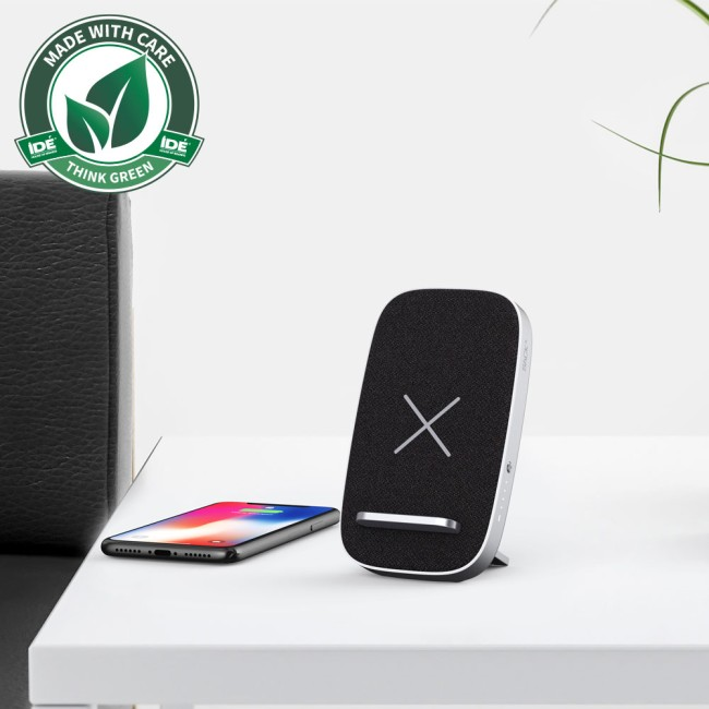 Sackit CHARGEit Stand Care powerbank & wireless charger
