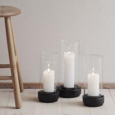 Stelton Hurricane candleholders