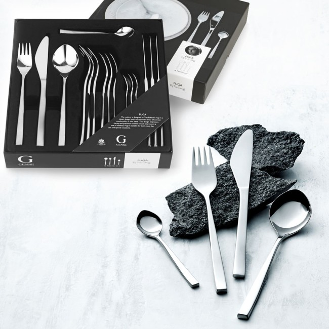 Gense Fuga cutlery set, 16 parts
