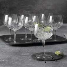 Luigi Bormioli 8 pcs. Gin and Tonic Glass