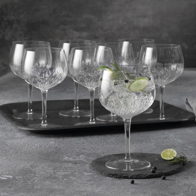 Luigi Bormioli 8 pcs. Gin and Tonic Glass