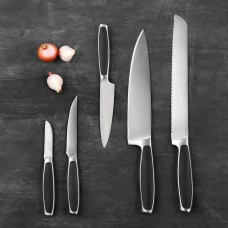 Fiskars Royal knife set, 5 pcs.