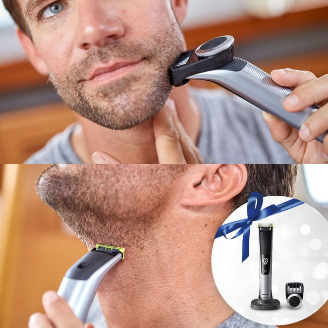 Philips One Blade Pro Beard Trimmer