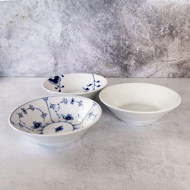 Royal Copenhagen Mix & Match bowls 17cm