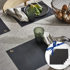 Juna Raw table mats, 8 pcs.