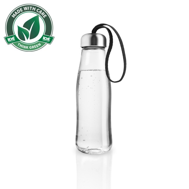 Eva Solo glass drinking bottle 0.5L