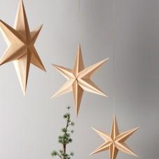 Villa Collection Star Decor 50 cm