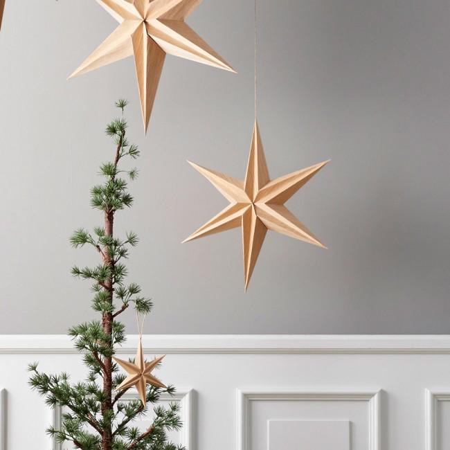 Villa Collection Star Decor 40 cm