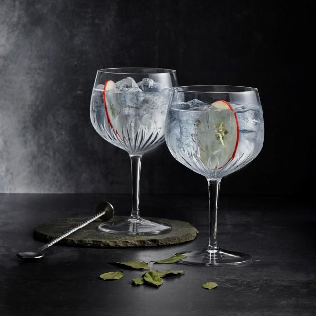 Luigi Bormioli Mixology Spanish gin & tonic glasses, 2 pcs