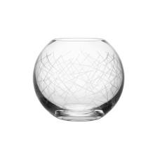 Orrefors Sweden  Confusion vase bowl