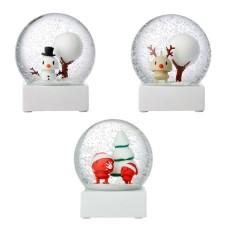 Hoptimist valgfri Large Snow Globe