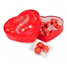 Lindt Lindor hjerte chokoladeæske