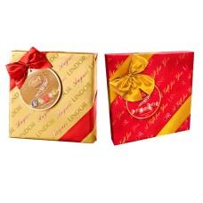 Lindt Lindor chokolade gaveæske
