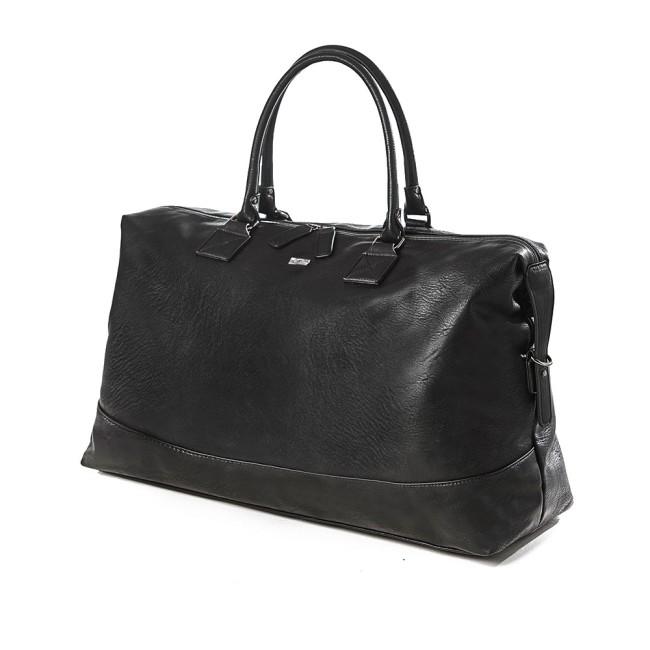 Bon Goût rejsetaske i blødgarvet imiteret læder