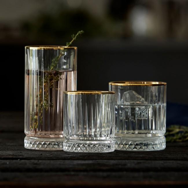 Lyngby Glas Firenze glassæt, 12 stk