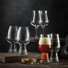 Luigi Bormioli Birrateque Beer Glass Set