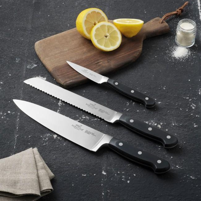 Lion Sabatier Pluton knife set, 3 parts