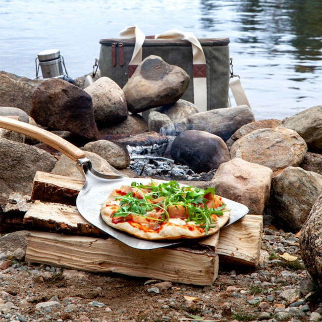 Orrefors Hunting pizza kit