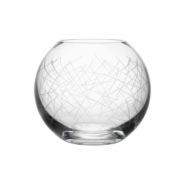 Orrefors Sweden Confusion vase, H172 mm.