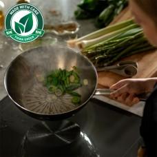 Fiskars All Steel Pure wok