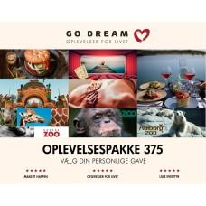 Gift card GO DREAM 04