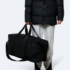 Rains Weekend Bag Large, sort