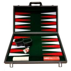 Backgammon Case Deluxe