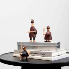 The Vikings of Denmark - Jacob Jensen Design