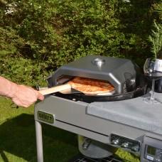 Apiza pizzaovn og spade