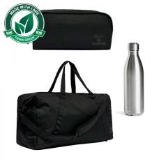 Hummel taskesæt og Sagaform stålflaske