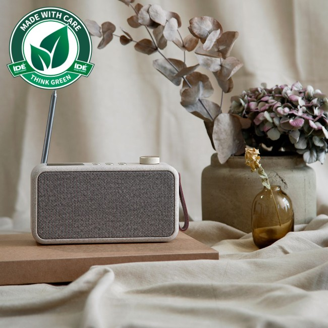 Kreafunk aTUNE CARE DAB+ radio og bluetooth højtaler
