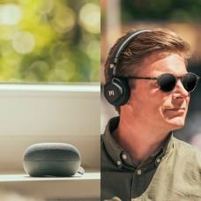 Miiego BOOM MIINI hovedtelefoner & aXtive MIINI højttaler