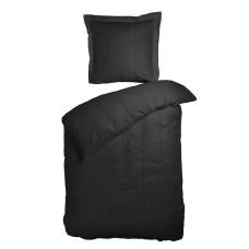 Night & Day sengesæt Raie, sort, 2 sæt