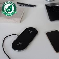 SACKit Charge 400 CARE dobbelt trådløs oplader