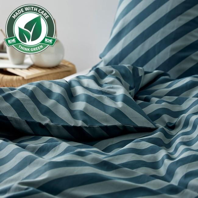 Södahl Diagonal Organic sengesæt