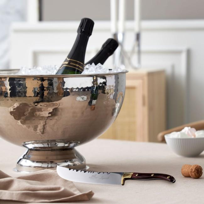 Bastian Champagnebowle med sabel & prop