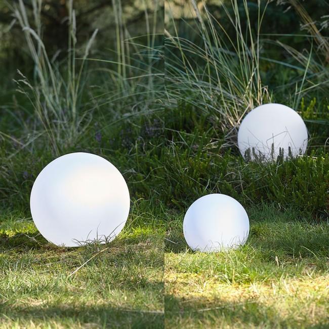Villa Collection LED Solar Kugler Lille, Mellem & Stor