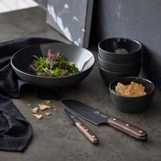 Bitz serveringssæt m. 2 Sabatier knive