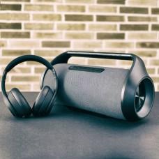 Miiego BOOM hovedtelefoner og MiiBLASTER