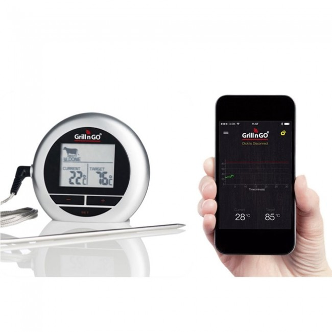 Grill n´go Bluetooth roast thermometer