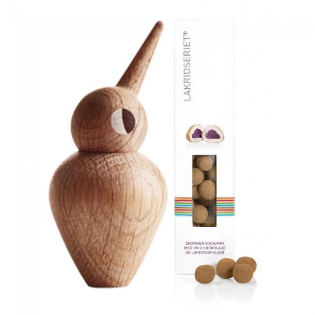 Architectmade Bird Small og lakrids