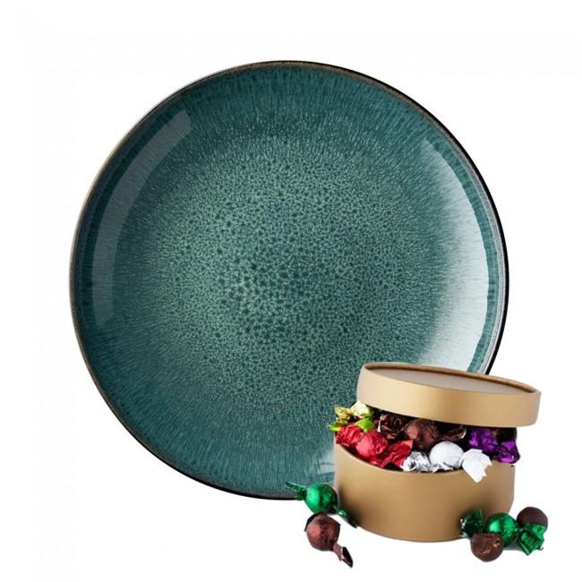 Bitz Bowl 40 cm with chocolate balls