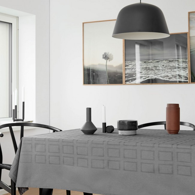 GEORG JENSEN DAMASK Coated Block tablecloth