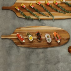 Teakhaus Serving board in Teak wood