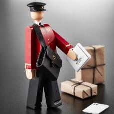 Kay Bojesen Postman Einar