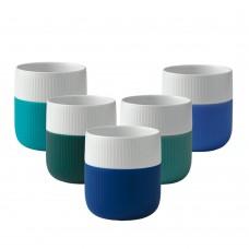 Royal Copenhagen Contrast mug 5 pcs.